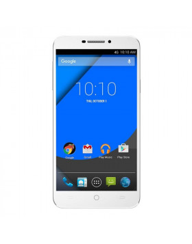 Refurbished Micromax YU Yureka Plus-WHITE