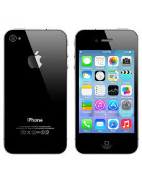 Almost New (Refurbished) Apple Iphone 4S Black-16GB